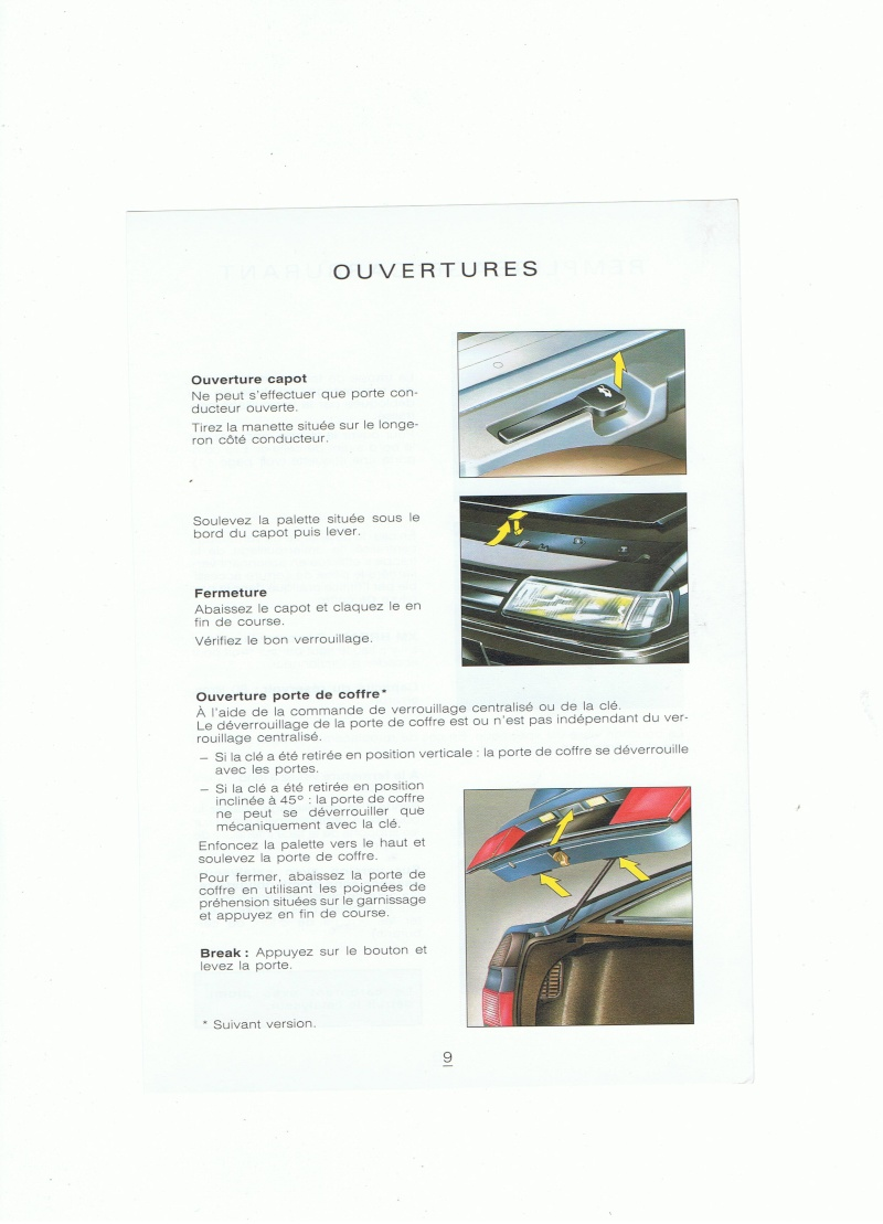 Manuel d'utilisation de la Citroën phase 2 (partie 1) 00912
