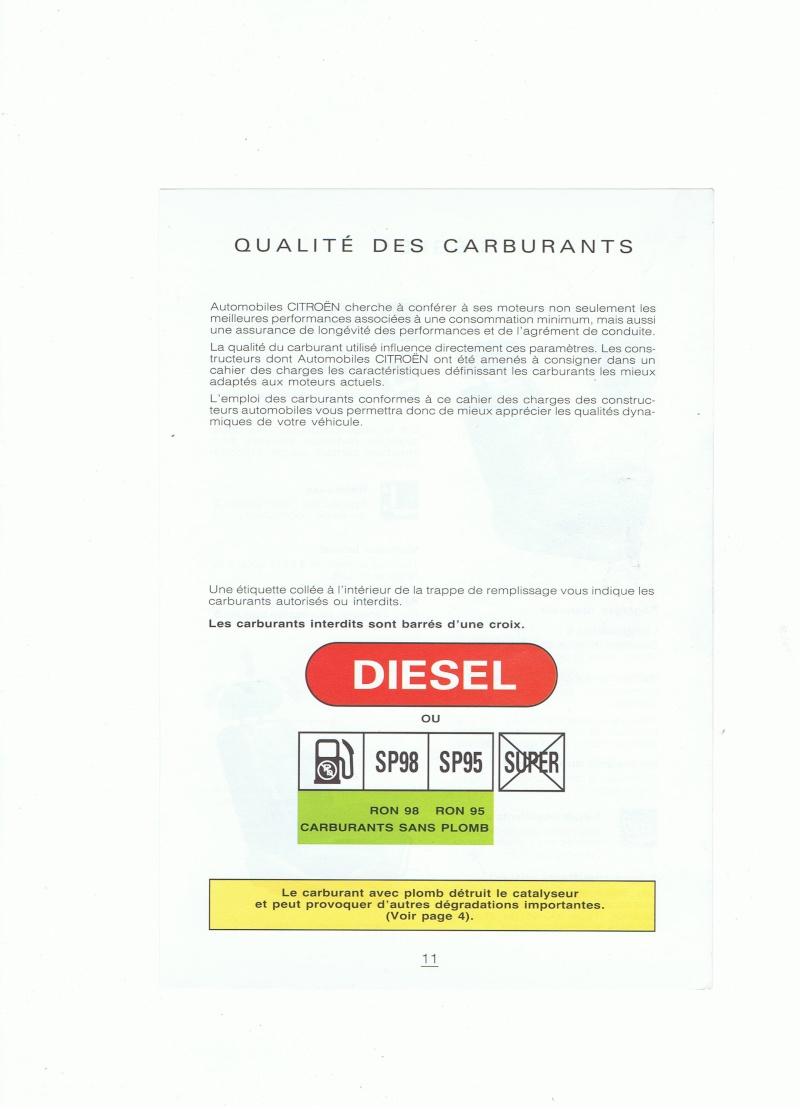 Manuel d'utilisation de la Citroën phase 2 (partie 1) 01112