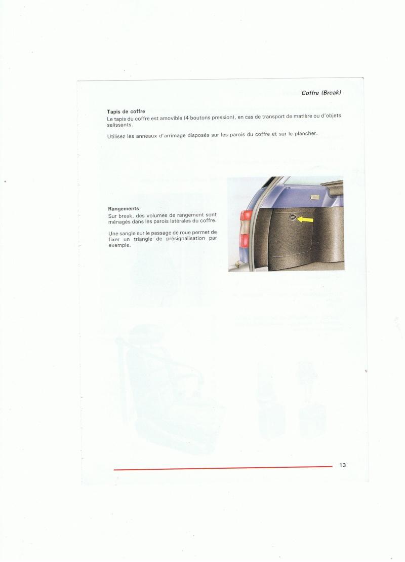 Manuel d'utilisation de la Citroën phase 1 (partie 1) 01310