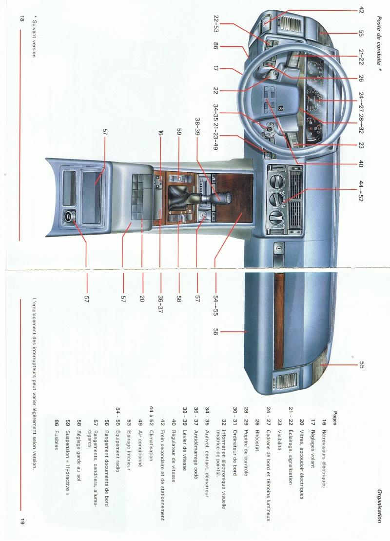 Manuel d'utilisation de la Citroën phase 1 (partie 1) 018-0110