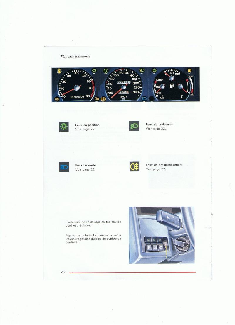 Manuel d'utilisation de la Citroën phase 1 (partie 1) 02610