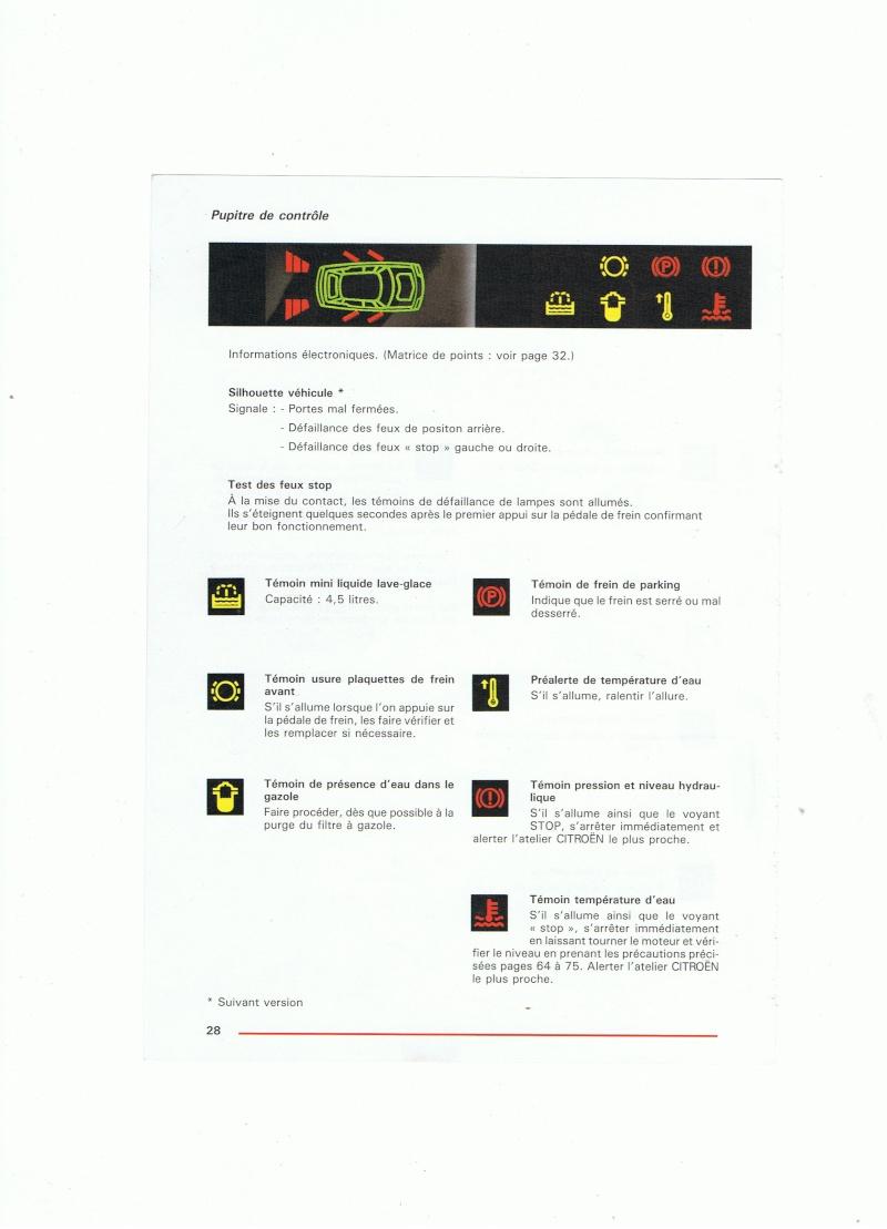 Manuel d'utilisation de la Citroën phase 1 (partie 1) 02810