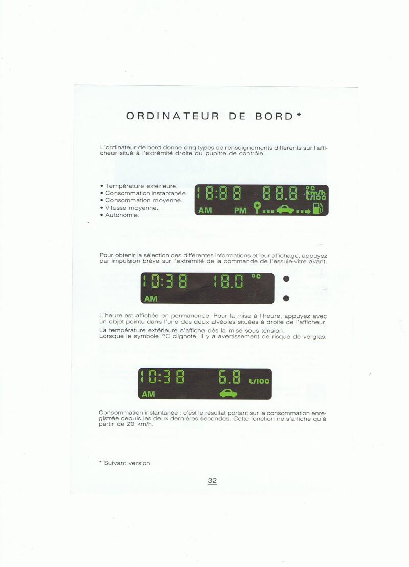 Manuel d'utilisation de la Citroën phase 2 (partie 1) 03211