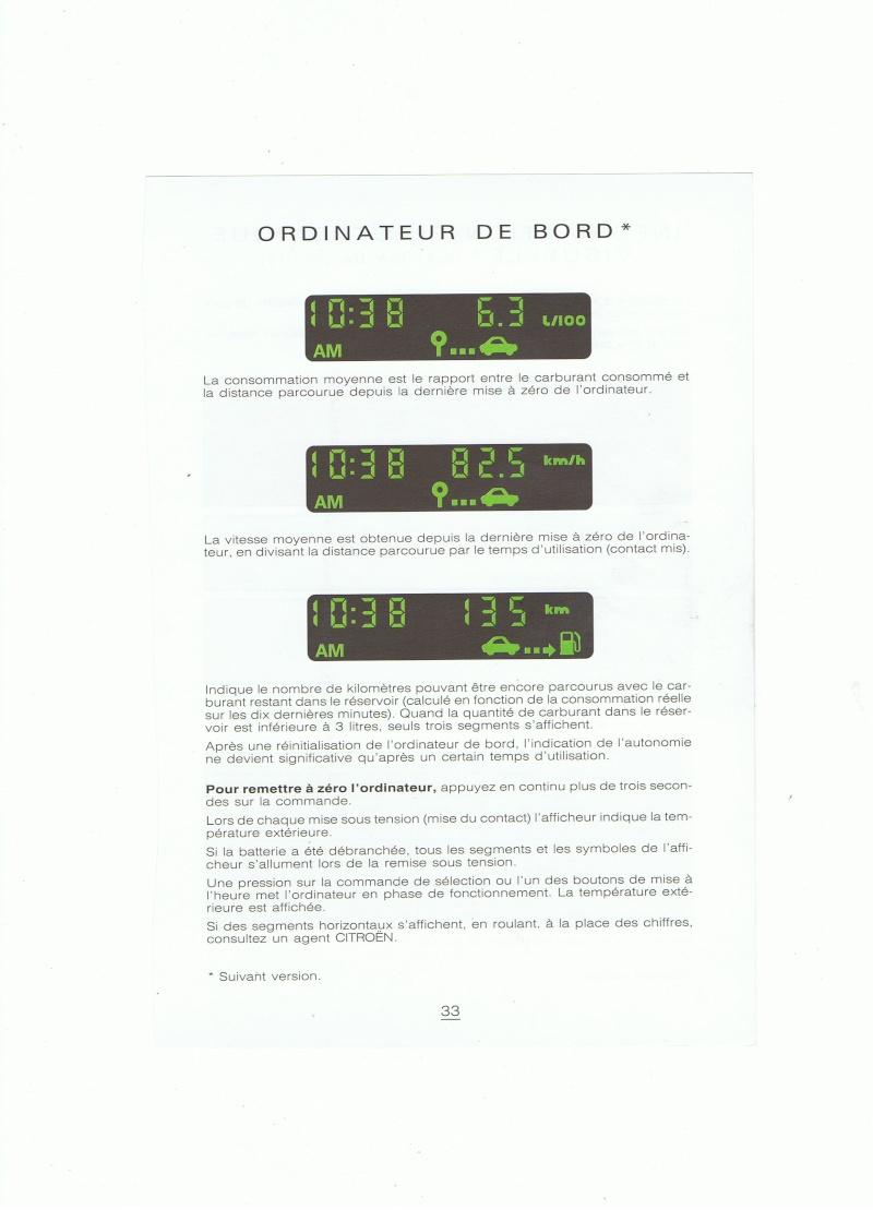 Manuel d'utilisation de la Citroën phase 2 (partie 1) 03311