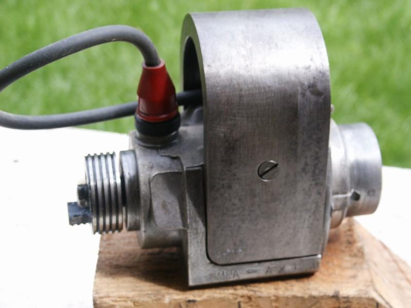 Magneto pour Moteur Chaise  (Auto-Faucheuse Kiva) Pict4435