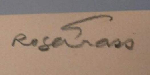 Lithographie signée Roger Grass , résolu Captur47