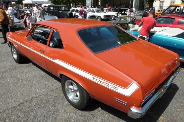 """1971 Chevrolet Nova """"RallyNova"""" terminé P1090942"""
