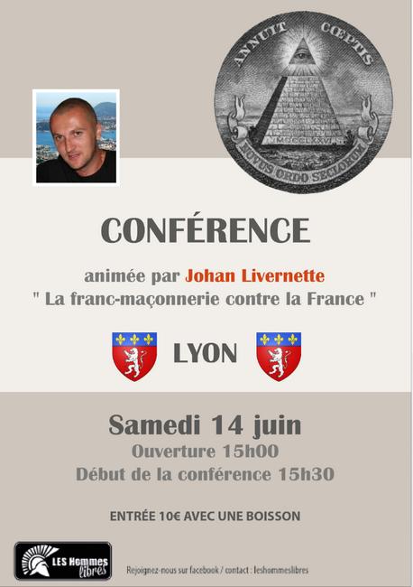 Blog de Johann Livernette. 14-06-10