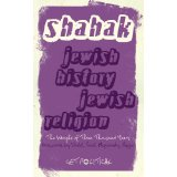 Notes sur l'ouvrage d'Israel Shahak Jewish History, Jewish Religion 51emy610