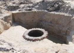 Le site des chambres à gaz de Sobibor découvert. Arton263