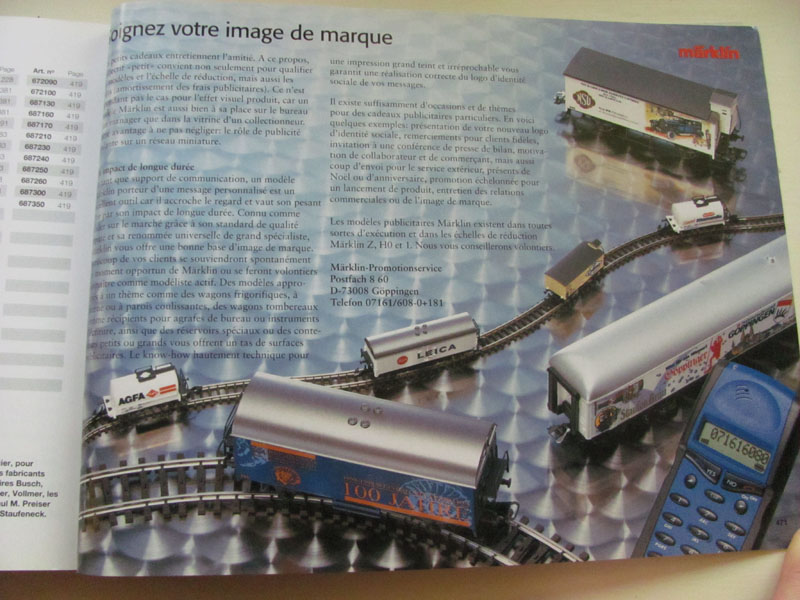 [Märklin] Catalogue 1999-2000 - Page 11 Img_1946