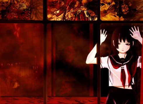 Saga secundária: THE ORPHANAGE - TENTANDO SOBREVIVER Sayuri11