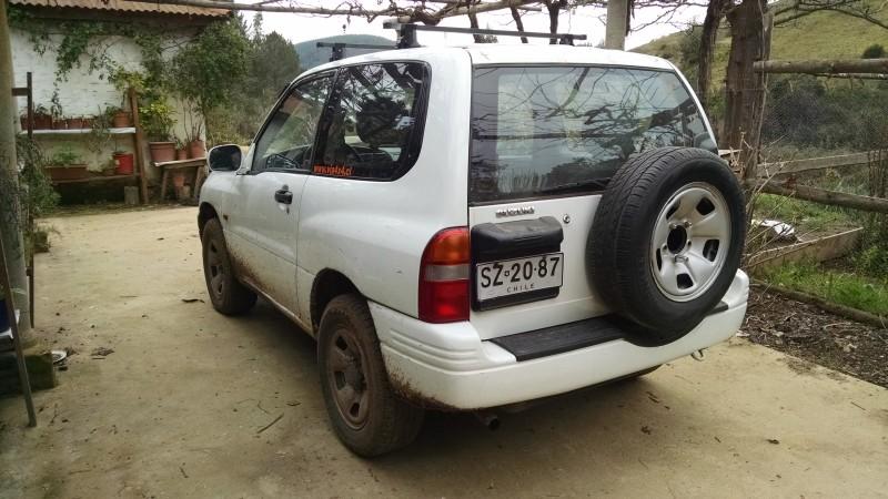 Suzuki Grand Vitara 1999 Gv0310