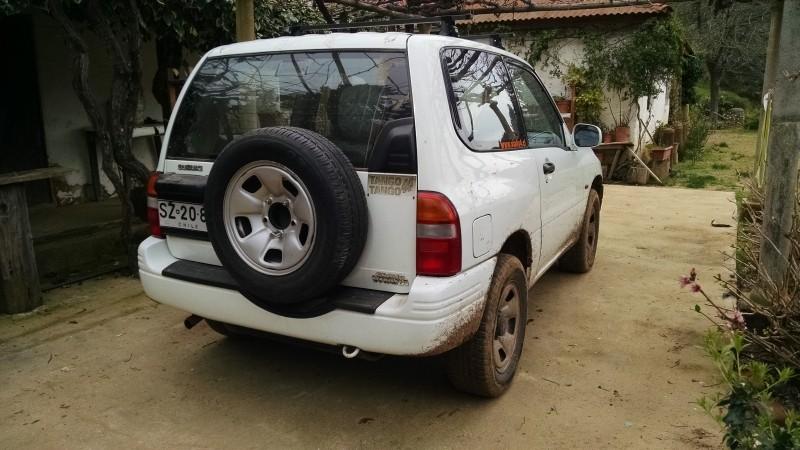 Suzuki Grand Vitara 1999 Gv0410