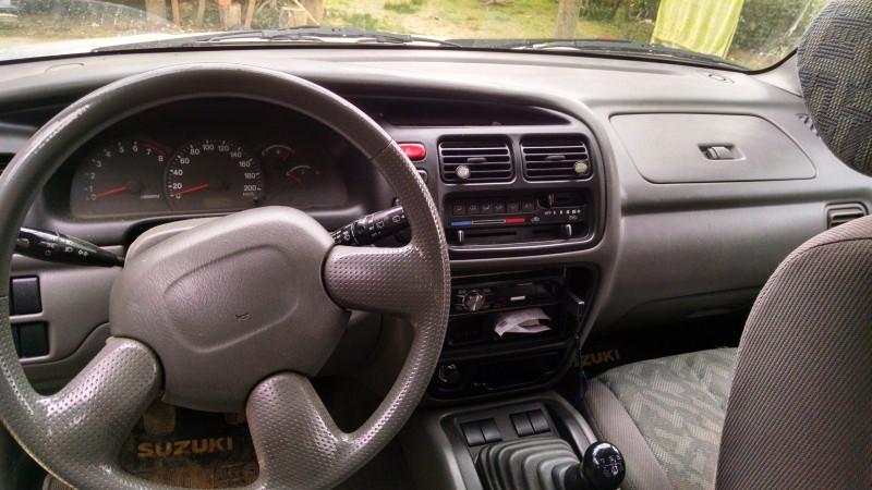 Suzuki Grand Vitara 1999 Gv0510