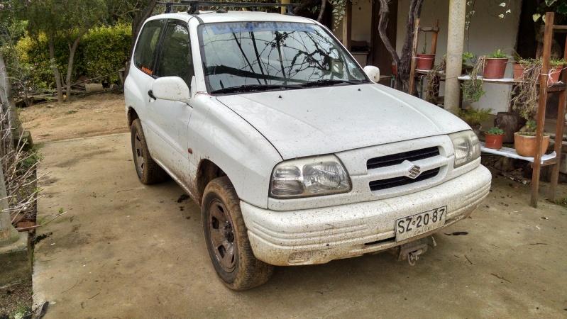Suzuki Grand Vitara 1999 Img_2040
