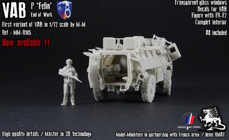 """Nouveautés Model Miniature: VAB P """"Felin"""" et roues de Boxer Vab_111"""