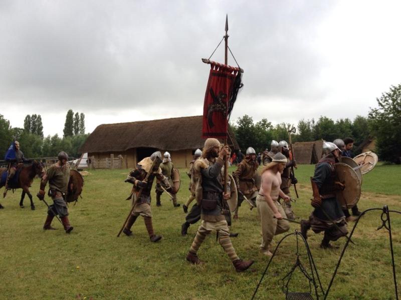 Marle 2014/ Journées Vikings 10487410