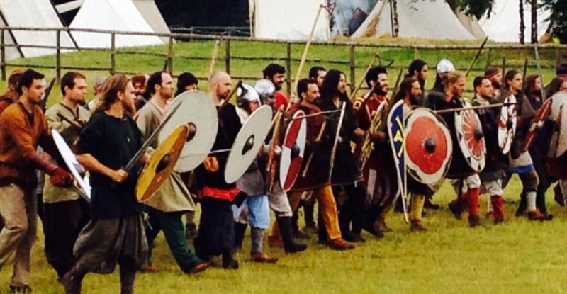 Marle 2014/ Journées Vikings 10502110