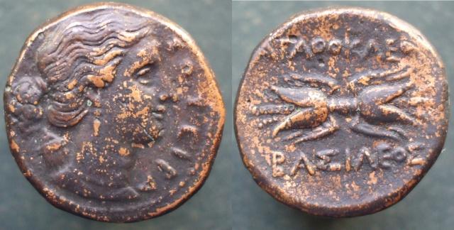 Maximiani Monetae - Page 4 Agatho10