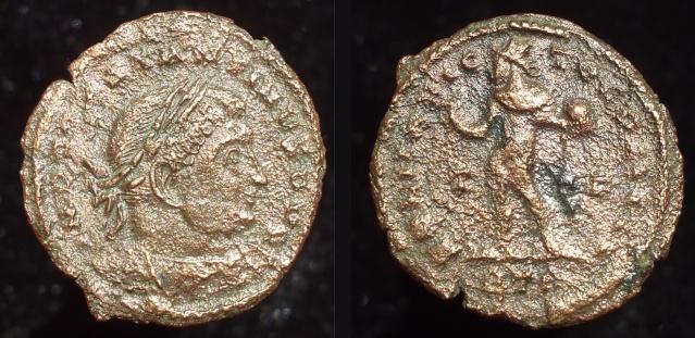 Maximiani Monetae Consta18