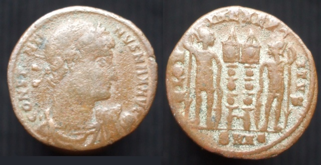 Maximiani Monetae Consta22