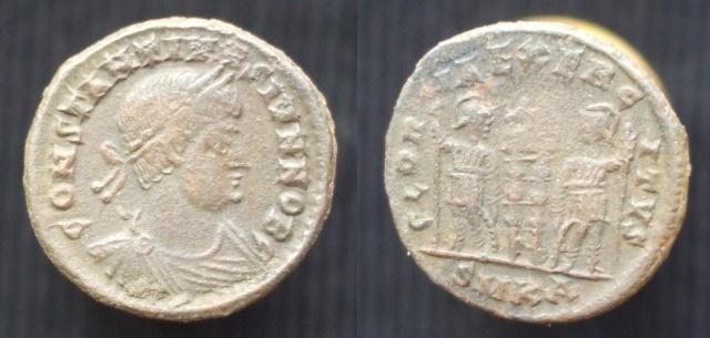 Maximiani Monetae Consta23
