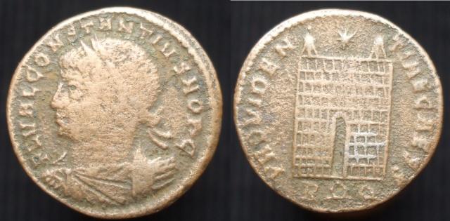 Maximiani Monetae Consta24