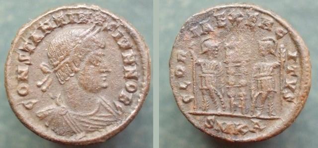 Maximiani Monetae Consta29