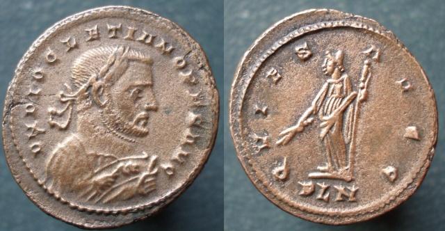 Maximiani Monetae - Page 3 Diocle11