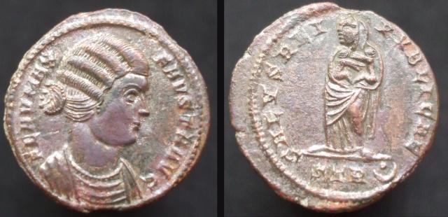 Fausta, épouse de Constantin 1er Fausta10