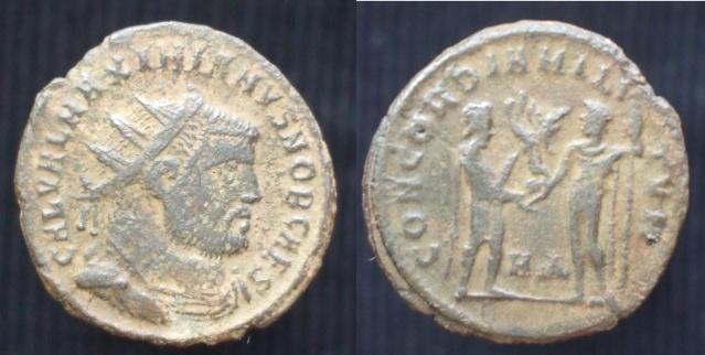 Maximiani Monetae - Page 2 Galare12