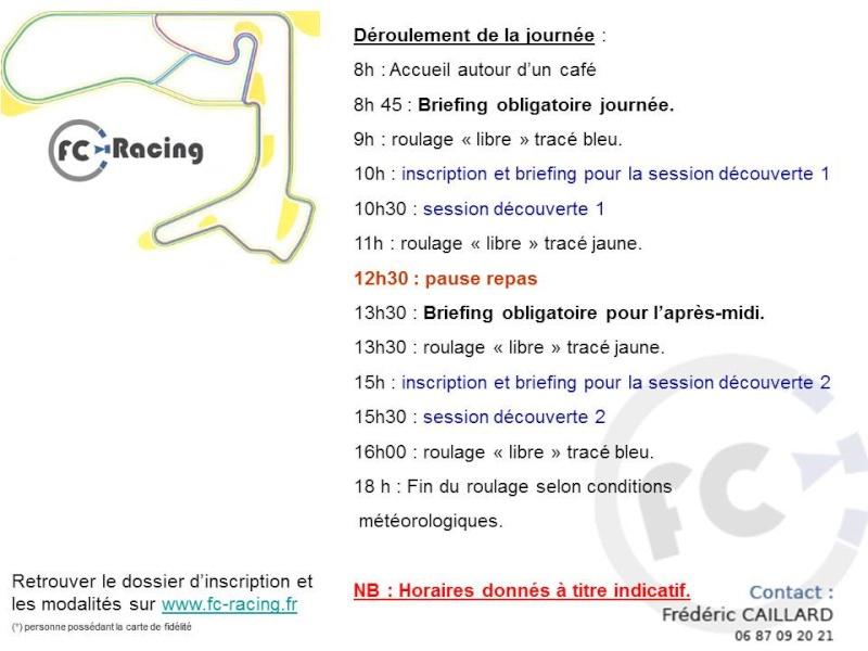 [Clastres] Vendredi 1 Mai journée privée fc-racing Diapos11