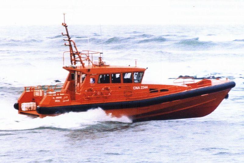 Sauvetage maritime au Maroc / service de recherche et de sauvetage  - Page 3 Al_ama10