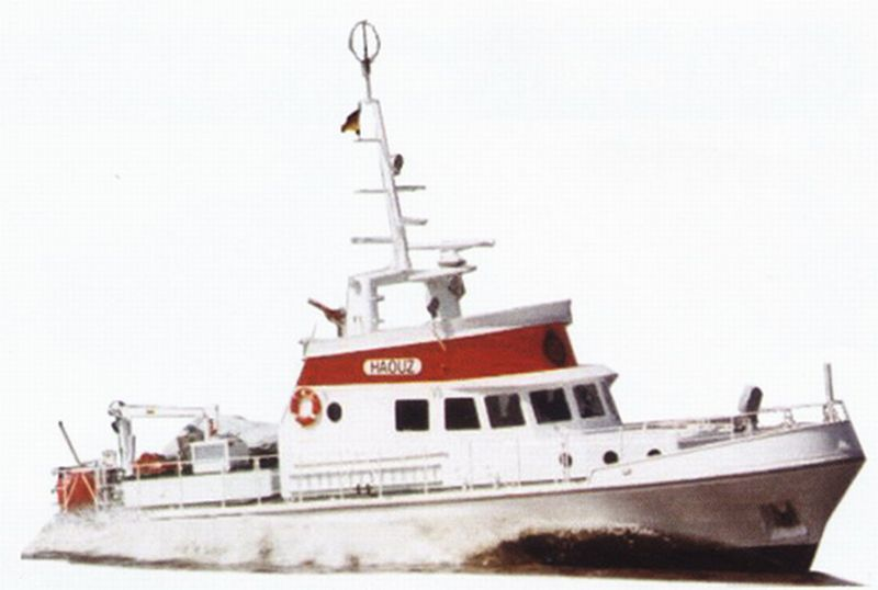 Sauvetage maritime au Maroc / service de recherche et de sauvetage  - Page 3 Haouz_10