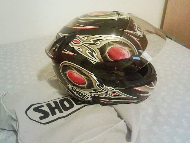 Vendo casco SHOEI X-11/X-SPIRIT Tamada Tc-5 Talla L *NUEVO* Image010