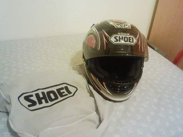 Vendo casco SHOEI X-11/X-SPIRIT Tamada Tc-5 Talla L *NUEVO* Image011