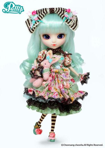 Octobre 2012 : Pullip Alice du Jardin Mint Mintad11