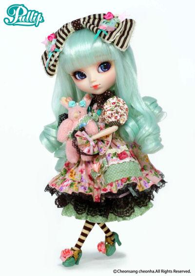 Octobre 2012 : Pullip Alice du Jardin Mint Mintad13