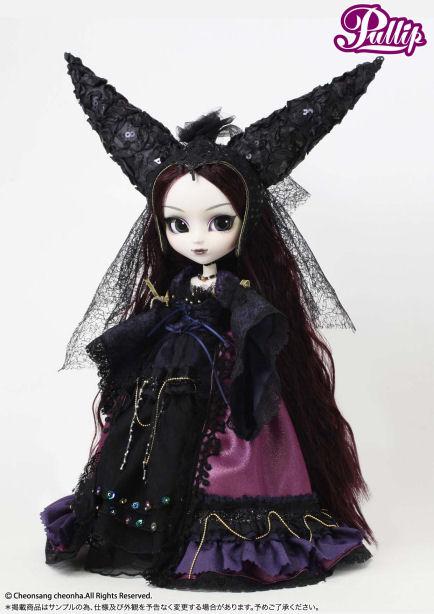 Novembre 2012 : Pullip Midnight Velvet Velvet11
