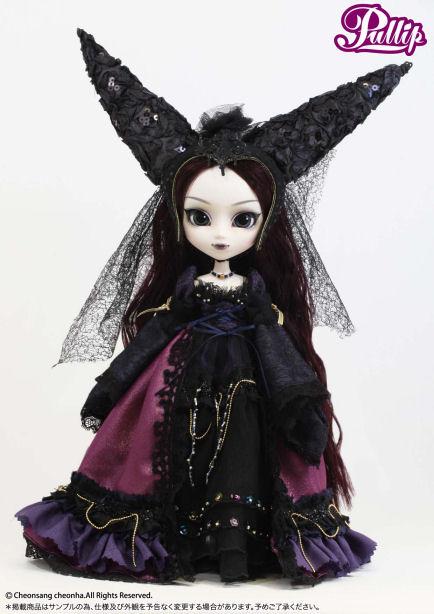 Novembre 2012 : Pullip Midnight Velvet Velvet14