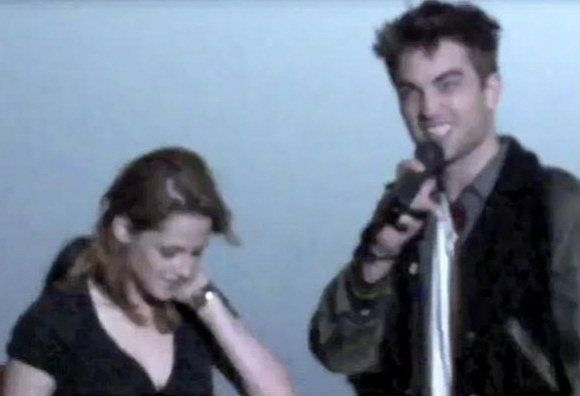 Kristen and Rob surprise fans at Eclipse screening 12577810
