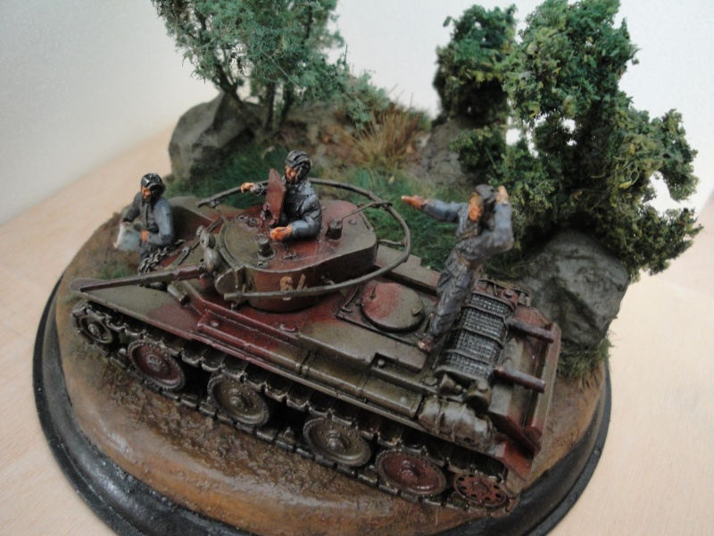 [Pegasus] BT-7 Russie  1941 Maquet13