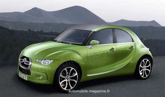 """Nouvelle gamme """"DS"""" de Citroën 3_4_av10"""