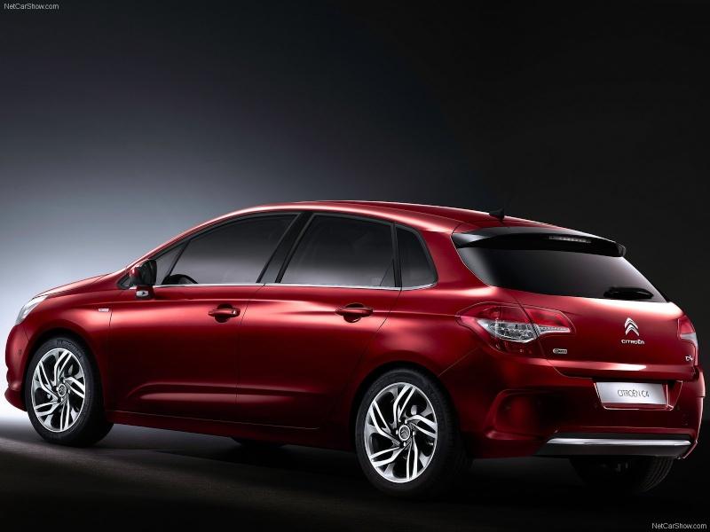 """Nouvelle gamme """"DS"""" de Citroën Citroe11"""