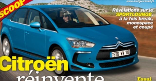 """Nouvelle gamme """"DS"""" de Citroën Illust12"""