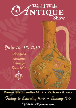 Denver Antique Show - July 16-18, 2010 Denver10