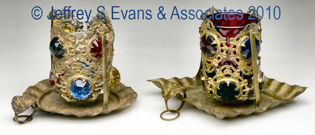 Jeffrey S. Evans Miniature Oil Lamp Auction - July 31, Virginia Jeffer10