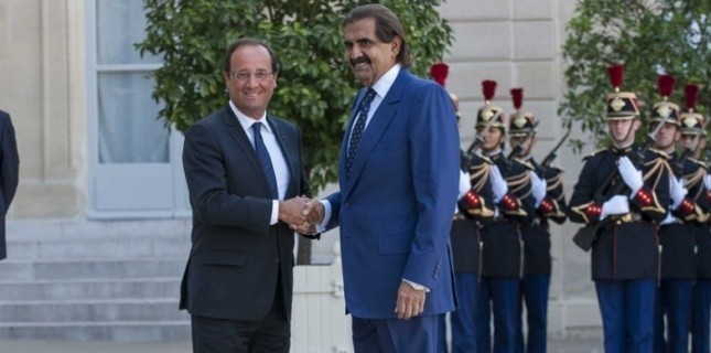L'enracinement du Qatar en France inquiète la droite Quatar10