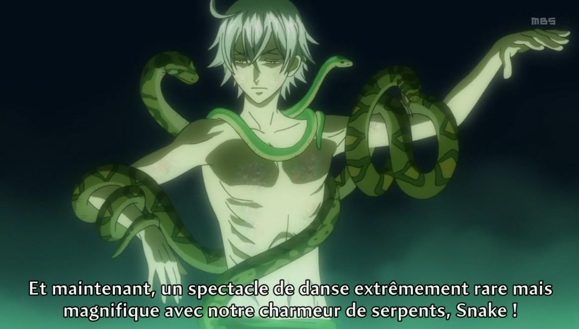 Book of Circus : épisode 2 Snake10